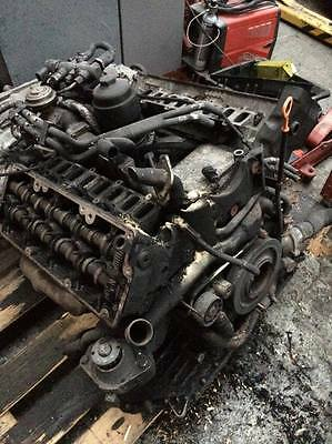 AUDI A8 D3 4.0 TDI V8 QUATTRO BARE ENGINE CODE: ASE gearbox heads injectors part