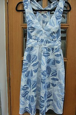 Ladies Size 10 Dress/long Top By Mantaray - Ex Con