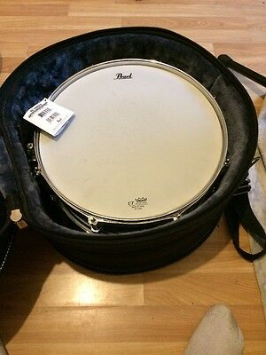 Pearl Sensitone Custom Alloy Steel Shell Snare Drum 14 x 5.5