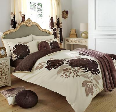 New Single Duvet Cover with Pillow Case Quilt Cover Bedding Single Set Cream