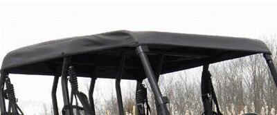Polaris Ranger Crew Midsize 2011-2014 Custom Made UTV Soft Top Roof | Black