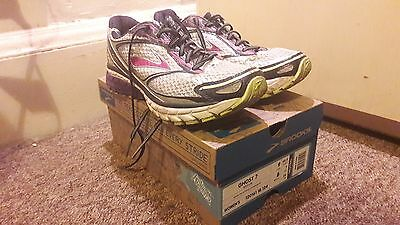 Women's Ghost Brooks Running Trainers, Size 7, Worn Twice, RRP £115