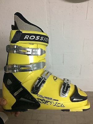 Scarponi Sci Rossignol Made in Italy 28,5 - 324 mm