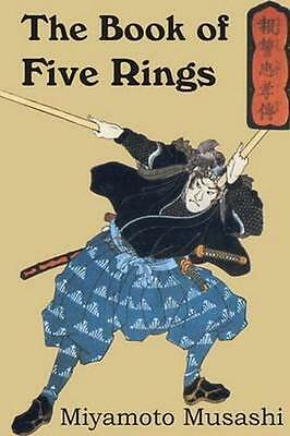 NEW The Book of Five Rings By Musashi Miyamoto Paperback Free Shipping