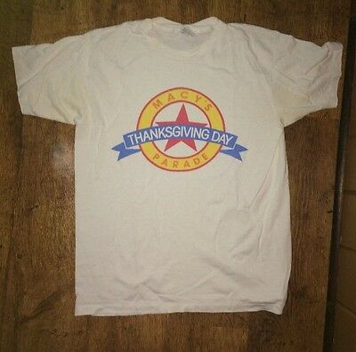 Macy's Thanksgiving Day Parade T Shirt Participant Vintage ?