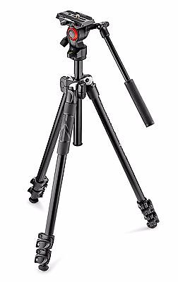 Manfrotto MK290LTA3-V Video tripod & 400AH head