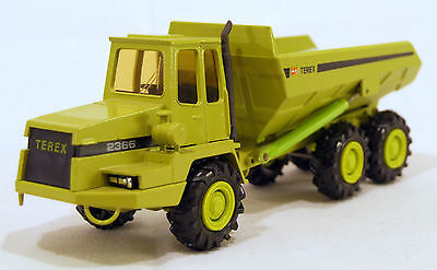 TEREX DUMP TRUCK 2366 - DIE CAST MODEL 1:50 SCALE - CONRAD - No: 2762