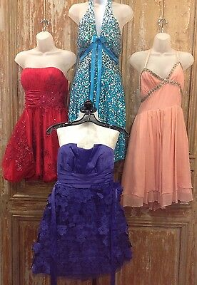 Jovani Size 6 Prom Party Cruise Cocktail Wholesale Lot Short Formal Dresses