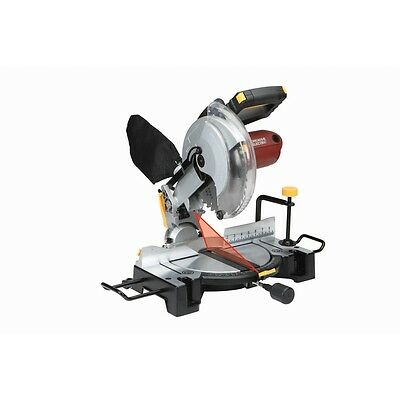 10 in. Compound Miter Saw with Laser Guide System , cut angles, 0 to 90 degrees
