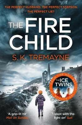 NEW The Fire Child By S. K. Tremayne Paperback Free Shipping