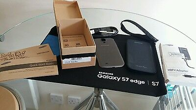 Samsung Galaxy S4 Phone Accessories● Original Box Case Back Cover HDTV Adapter ●