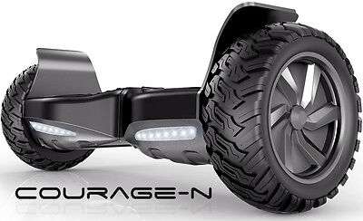 Fat Tires Off Road Two Wheels Balancing Scooter