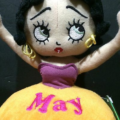 Betty Boop May Birthday Bash Cupcake Girl Pop Out Of Cake Surprise Sugar Loaf
