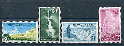4 Different MNH New Zealand Stamps (Lot #rn158)