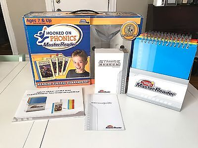 Hooked On Phonics Master Reader Set Partially Complete See Photos