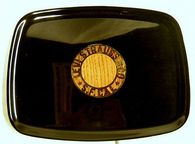 Levi Strauss & Co Special Couroc Inlaid Serving Tray Award