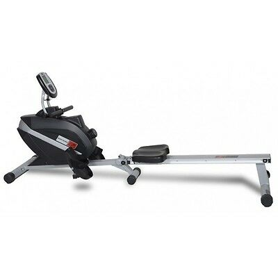 NEW Bodyworx KR170 Magnetic Resistance Rowing machine with 8 levels of magnetic