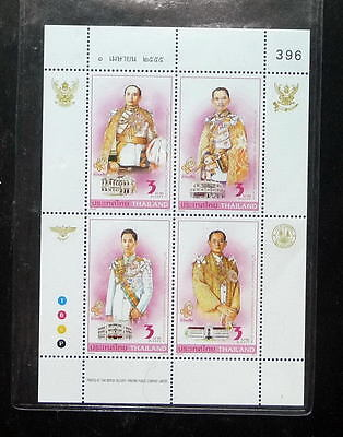 Thailand Stamp 2012 99th Anniversary of the Government Savings Bank - Mini BLK4