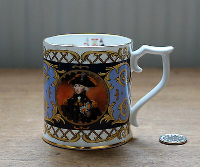 Lord Nelson Collection : National Maritime Museum : Mug