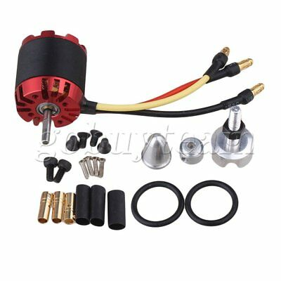 N2830/08 1300KV Brushless Motor Quadcopter Outruuner 250W Aircraft Helicopter