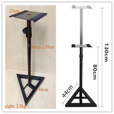 Heavy Duty professional Monitor speaker stand Height adjustable