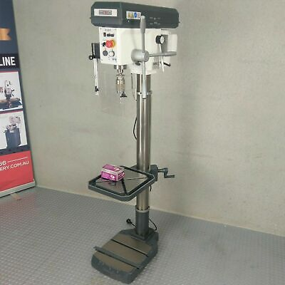 Magnetic Drill Press Swivel Base 1100w with Annular Broaching Chuck Mag Drilling