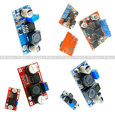 LM2577 LM2577S LM2596S Step Up/Down DC-DC Converter Power Module Digital Display