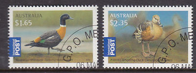 2012 Australia Decimal Stamps - Waterbirds - 2 CTO International Issues-Uncommon