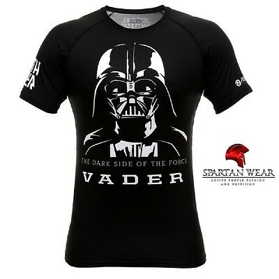 POUNDOUT Rashguard Star Wars Darth Vader