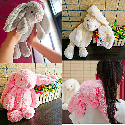 New Cute Bunny Plush Toys Rabbit Stuffed Doll Accessories Supplies Comfortable