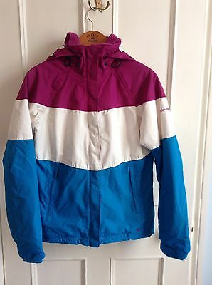 Columbia Ladies Ski Jacket Size M