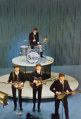 "THE BEATLES 6"" X 4"" Collectable Postcard, 1960's Pop And Beat"
