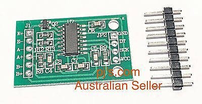 HX711 Weighing Sensor AD Module Dual-channel 24-bit A/D Conversion