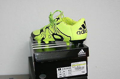 Chaussure de FOOT ADIDAS X 15.3 FG-AG TAILLE 42 2/3