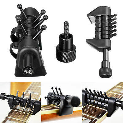 Multifunction Capo Open Tuning Spider Chords Acoustic Guitar String Musical Tool