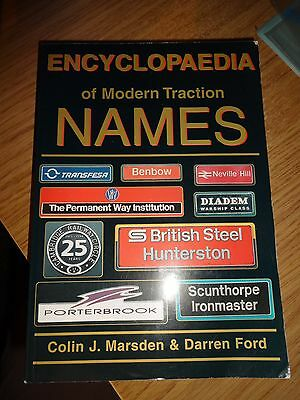 Enclyopdia Of Modern Traction Names