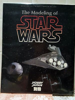 Star Wars - The Modeling of Star Wars - Hobby Japan 1984 - New - rare