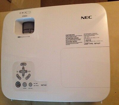 NEC NP310 LCD Projector