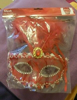 Damen Maske Karneval Party NEU