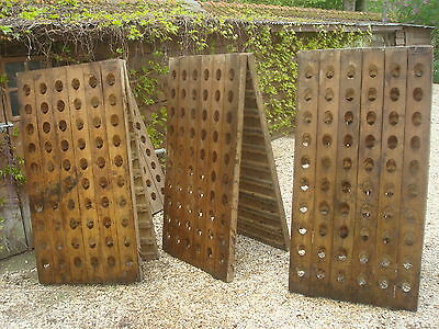 Pupitre Champagne  Double 120 Bouteilles   Rack Casier Reims Epernay