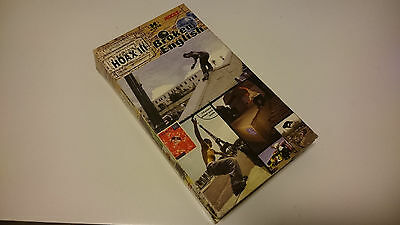 Hoax 3 Broken English rollerblade video VHS vintage aggressive inline + OST CD