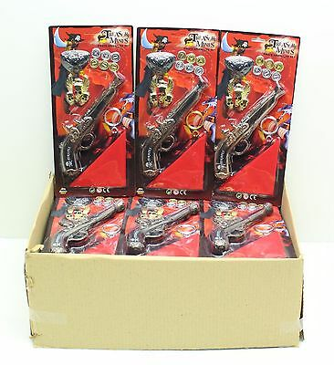NEW Wholesale Job Lot 24 x Treasure Mines Kids Pirate Adventure Set - FREE P&P