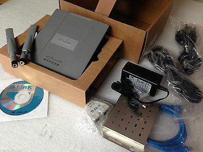 Access Point POE DUAL BAND 2,4/5 GHZ D-LINK DWL-8200AP 802.11a/g BUSINESS