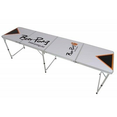 Official tournament size 8ft beer pong table beer-pong.eu