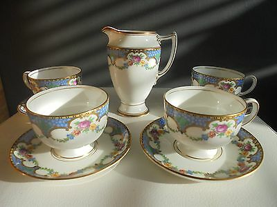 Radfords Fenton as supplied to HM The Queen& HRH Princess Royal. Cup/Saucers/mj
