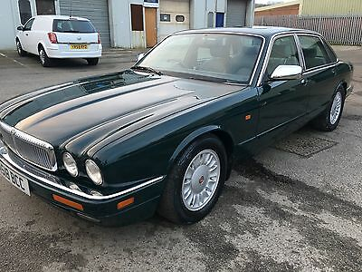 Daimler Jaguar X300 Double Six 6.0 Litre V12, Low Miles, High Spec, Very Rare