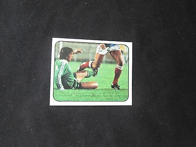 EQUIPE FRANCE  poster central  Image  N° 214  FOOTBALL 78  PANINI  1978