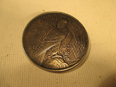 Us Silver Dollar United States Of America One Dollar 1922 Coin