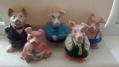 NatWest Pigs ( Full Collection )
