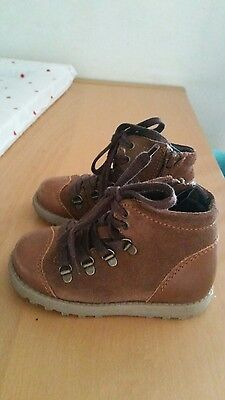 Baby boy infant M&S shoes size 6